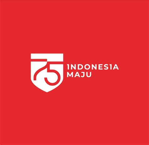 logo resmi hut   kemerdekaan ri