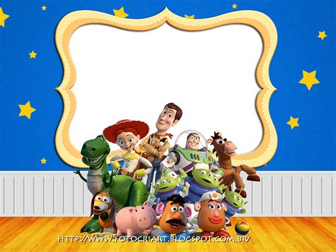 imagenes png toy story fotocriart molduras toy story