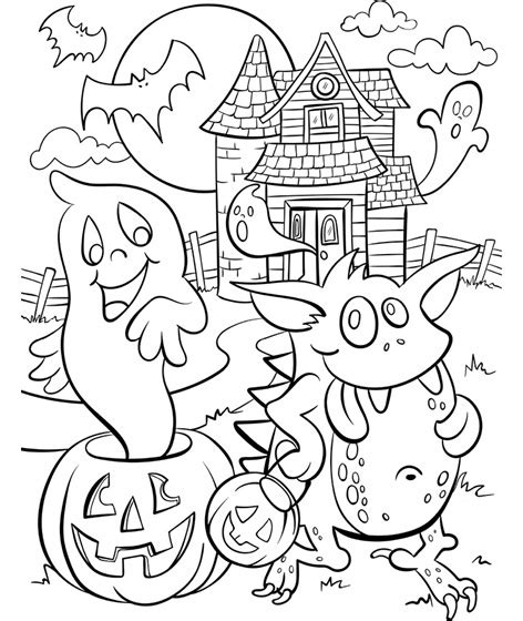 haunted house coloring pages haunted house coloring page crayola