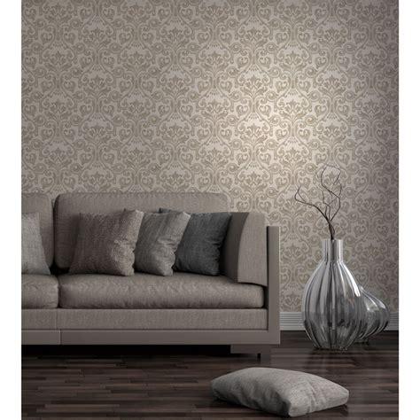 cream and gold wallpaper next fine decor wentworth damask wallpaper cream decorating
