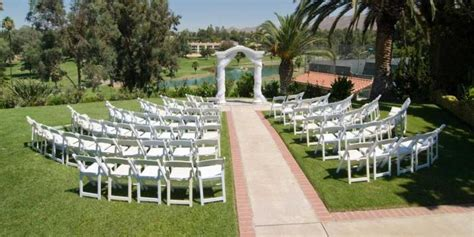 wedding banquet halls in riverside ca crest country club weddings get prices for