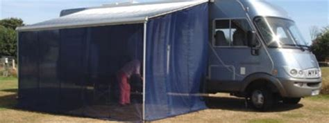 Wind Up Awnings by Wind Blockers Turn Your Wind Out Canopy Into An Awning