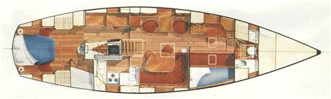sailboat floor plans carmody clan cruising on a sailboat