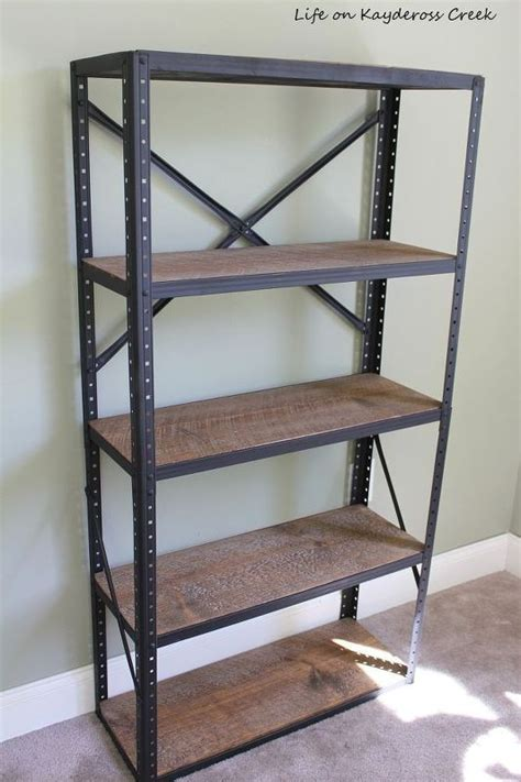bookshelves industrial 25 best ideas about industrial bookshelf on diy industrial bookshelf pipe