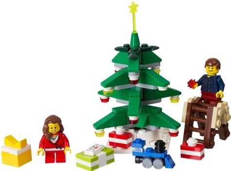40058 1 decorating the tree brickset lego set guide