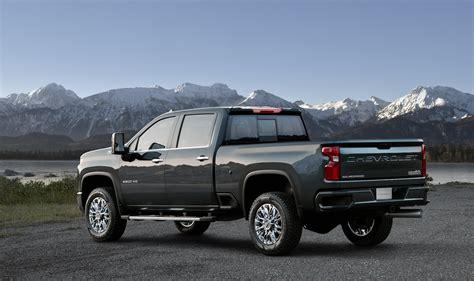 Vehiculos Chevrolet 2020 by Chevrolet Reveals 2020 Silverado Hd High Country Nacho Autos
