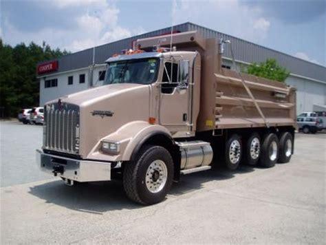 2008 kenworth trucks for sale dump trucks for sale 2008 kenworth t800 heavy duty
