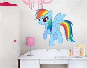 Pony Wall Stickers Alfa Img Showing Gt My Little Pony Wall Stickers