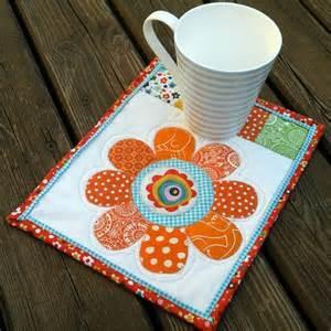 Mug Rug Patterns by Mug Rug Free Pattern Mug Rugs Jewels And Crafts