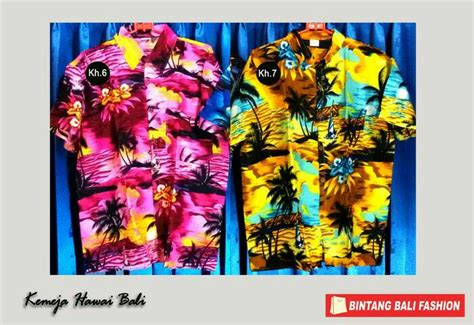 Kemeja Pantai Pria Ukuran jual kemeja hawai bali baju bali kemeja pantai