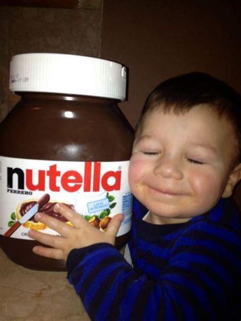 Nutella Meme - funny nutella 02