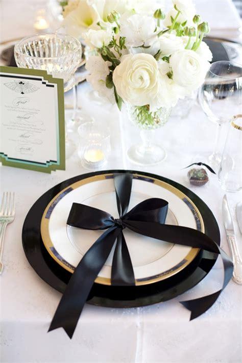 Wedding reception ideas black gold wedding table ideas gold black