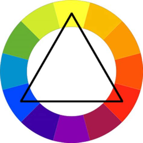 triadic colors definition web design color theory how to create the right emotions