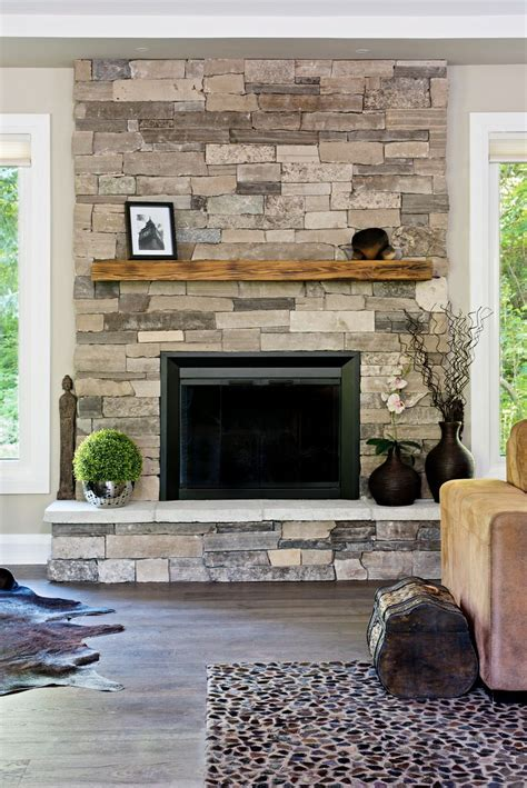 stone wall fireplace living room awesome stone fireplaces for home interior