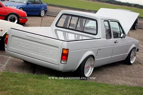 volkswagen caddy pickup low vw pickup vw caddy pick up pinterest cabin