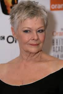 what products to use to get judi dench hair judi dench photos photos arrivals at the orange british