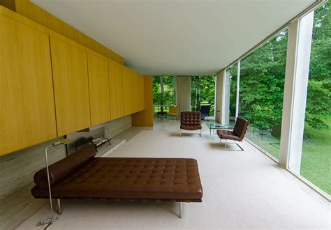 Home Design Modern Rustic by Farnsworth House 183 Buildings Of Chicago 183 Chicago