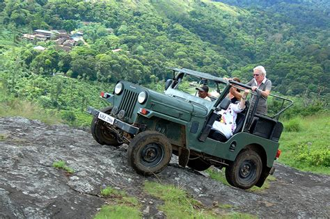 kerala jeep complete list of 70 best things to do in kerala with