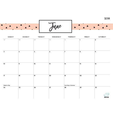 printable monthly calendar 2018 imom cartoon calendar 2018 printable cartoon ankaperla com