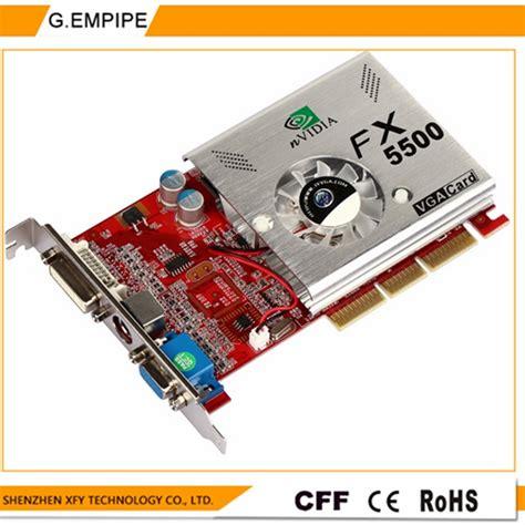 Vga Card Predator Gt240 1gb Ddr5 128 Bit 100 new 256mb ddr 128bit gf5500 agp pc graphics card placa de carte graphique card