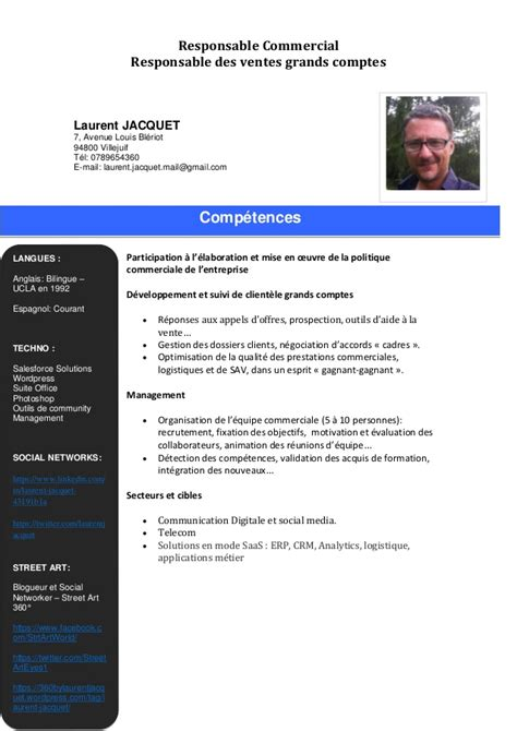 Exemple Lettre De Motivation Key Account Manager Key Account Manager Exemple De Cv Base De Donn 233 Es Des Cv Exemple Lettre De Motivation Key