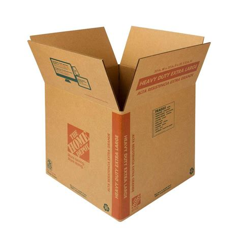 heavy duty fans at home depot the home depot heavy duty extra large box hdxlbox the