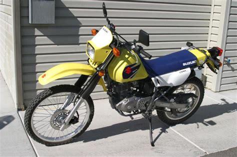 2006 Suzuki Dr200se 2006 Suzuki Dr200se Moto Zombdrive