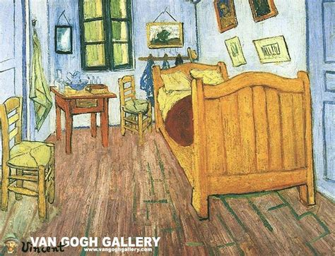 Landscape Forms Ebid Gogh S Bedroom Paintings Recreated 28 Images Take A