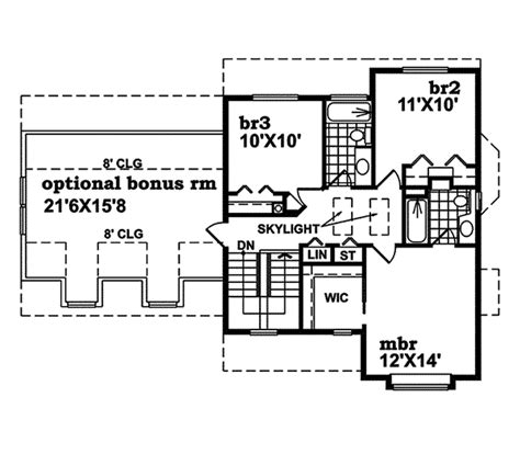 lumiere floor plan lumiere farmhouse plan 062d 0360 house plans and more