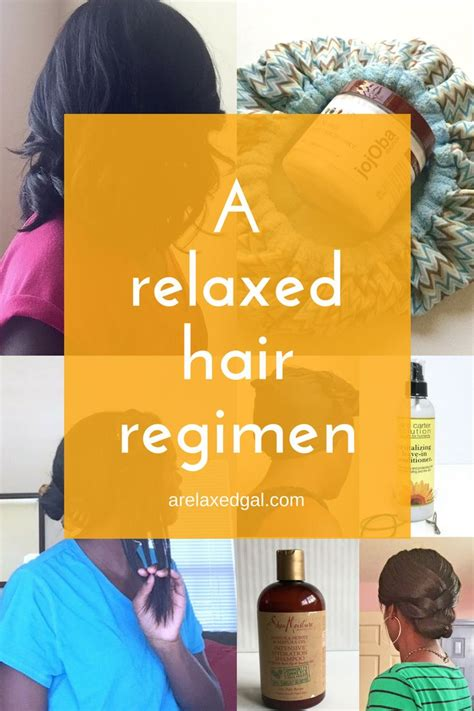 non relaxed hair care 189 best relaxed hair care images on pinterest