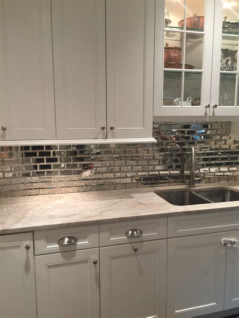 private residence antique mirror backsplash tiles antique mirror subway tiles antique tiled floor mirror