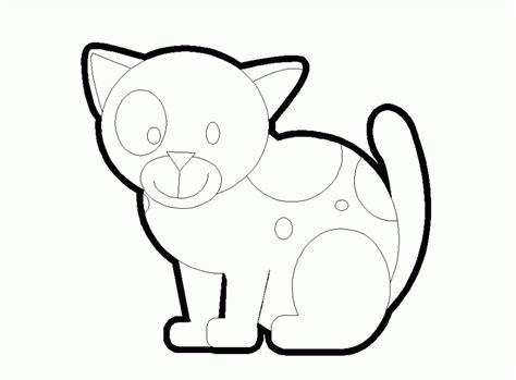 imagenes faciles para dibujar de gatos dibujos de gatitos dibujos