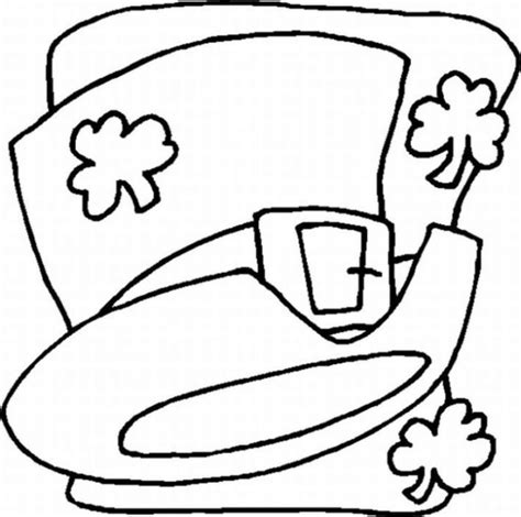 st patricks day coloring worksheets coloring pages