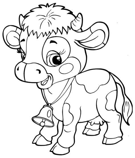 20 Dessins De Coloriage Vache 224 Imprimer Gratuit 224 Imprimer