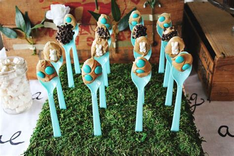 Idea For Kitchen Decorations emma s peanut butter themed wedding shower a beautiful mess