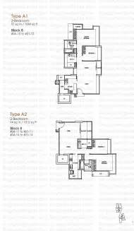 Ridgewood Condo Floor Plan by Ridgewood Condo Floor Plan The Trizon Singapore Condo