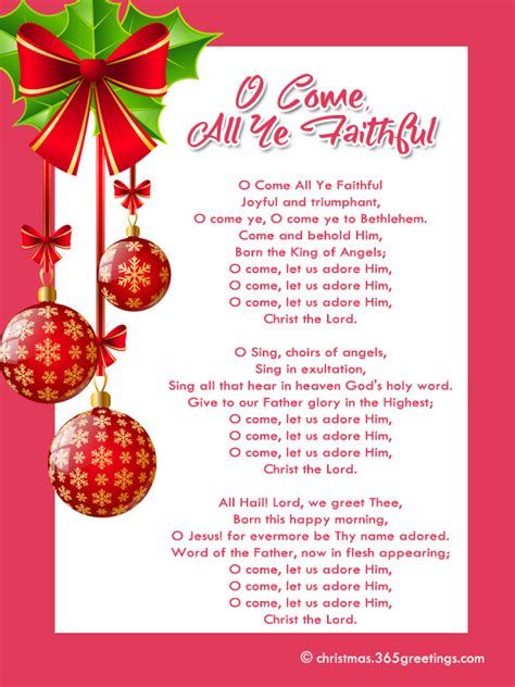 popular christmas carols christmas celebration   christmas