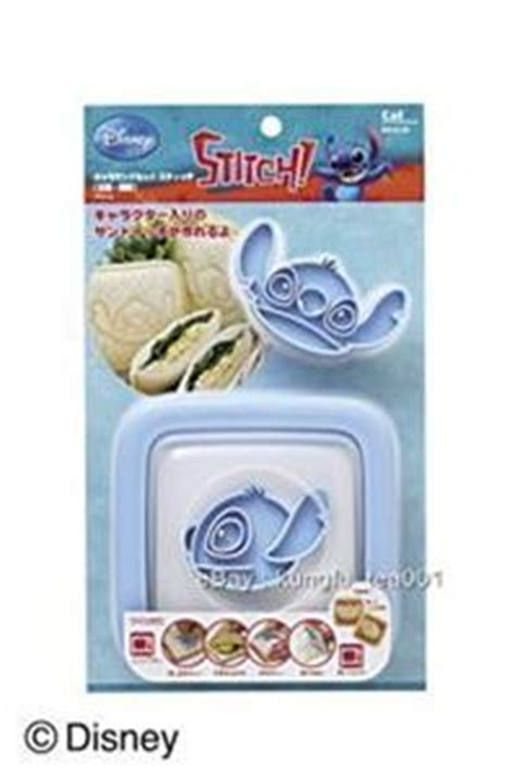 Bread Cutter Stitch disney stitch sandwich pocket maker bread toaste mold