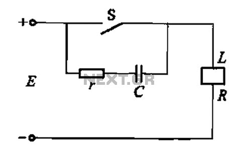 capacitor resistor circuit mosfet circuit other circuits next gr