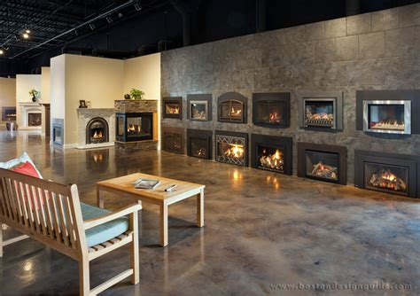Fireplace Showrooms by Commonwealth Fireplace