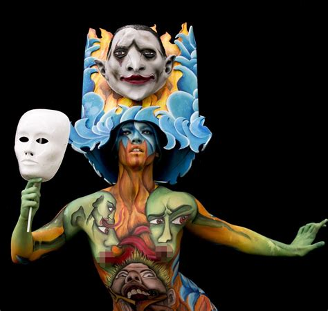 world bodypainting festival the 2017 world bodypainting festival