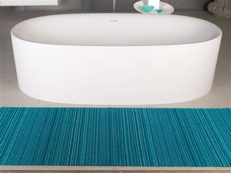 Chilewich Floor Runner by Turquoise Runner Rug Rugs Ideas