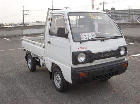 Suzuki Carry Fuel Consumption Suzuki Carry Truck 0 7i 50hp 4wd Technical Data Fuel