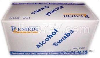 Alcoho Swabs Sensi jual alkohol 70 murah