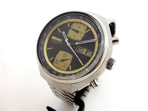 Seiko Kakume seiko kakume chronograph s wristwatch 1970 s catawiki