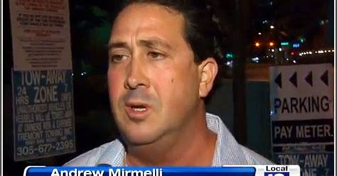 Adjudication Withheld Background Check Random Pixels Andrew Mirmelli Scumbag Owner Of Scummy Miami Parking Lot Has A Scummy Past