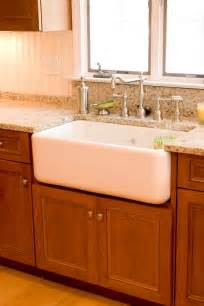 kitchen cabinets with sink farmhouse sink home improvements pinterest