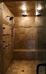shower with 2 shower heads 1000 images about tile shower w shower heads on