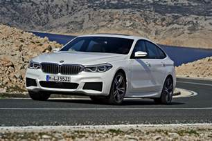 Bmw Series 6 2018 Bmw 6 Series Gt Complete Line Up Specifications