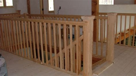 banisters and handrails installation installing banister 28 images how to install a stair